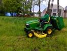 Koszenie traw, nieużytków, wertykulacja trawnikow
